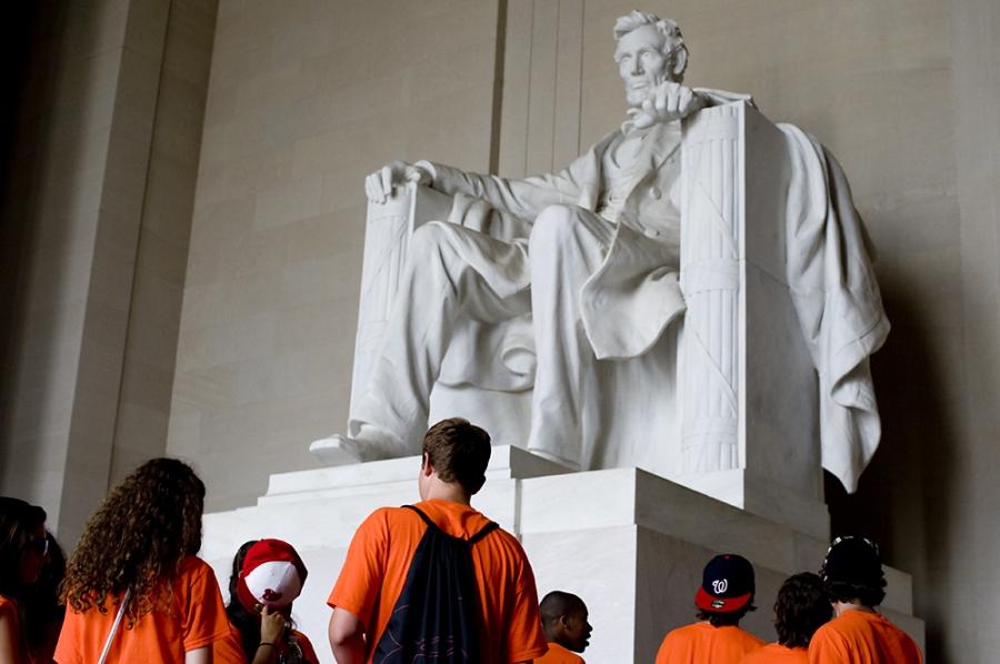 6.16.11 Lincoln Memorial, Washington, D.C.