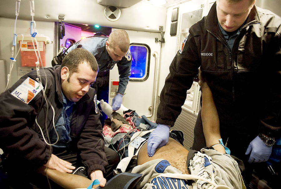 On Assignment: JCMC EMS: There when they're needed the ...