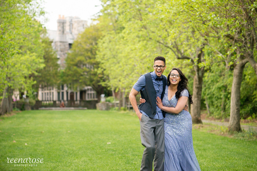 Michelle & Gabriel: Engagement Photography at the Skylands New Jersey Botanical Garden in Ringwood, N.J.
