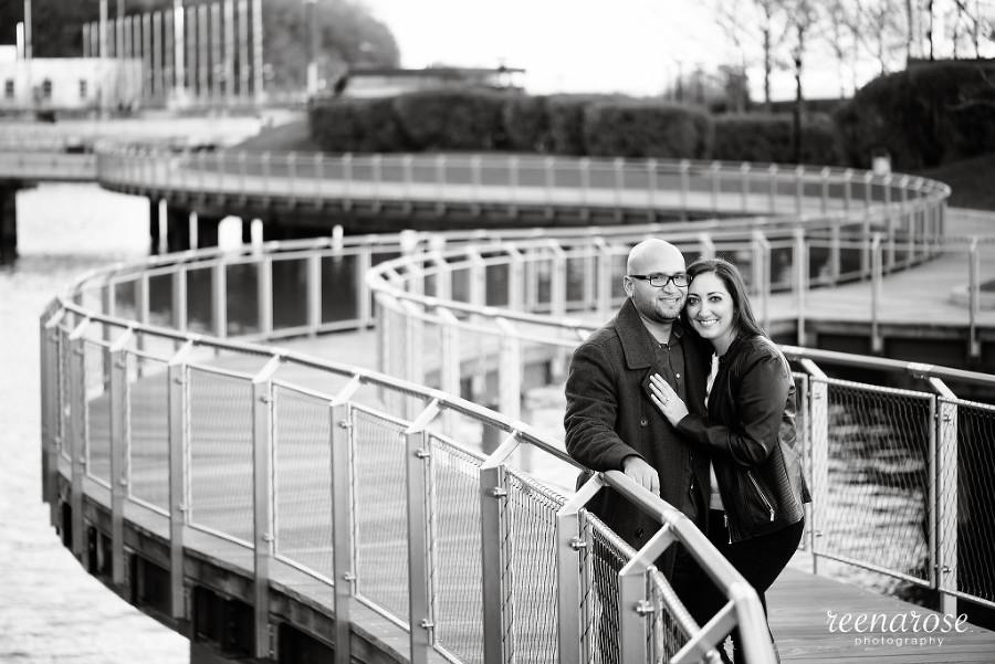 Christina and Roberto